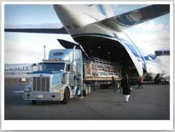перевозка грузов из США